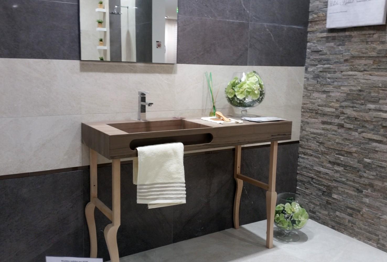 acabados personalizados para muebles de baño