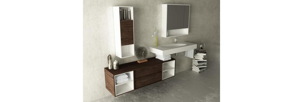Sun mobiliario ba o ikebe fabrica de muebles de for Muebles de lavabo a medida