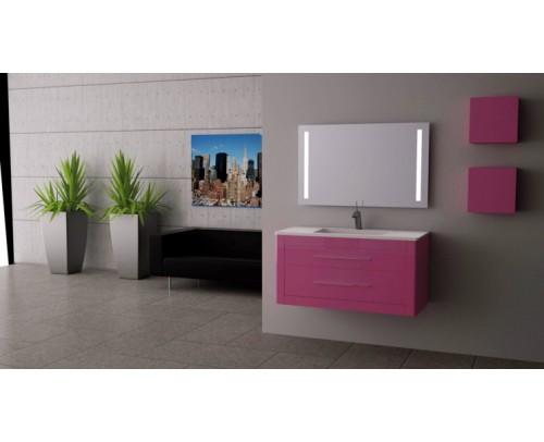 Mueble CLAN 120 Frambuesa
