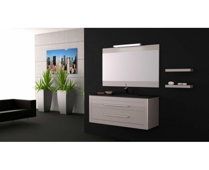 Mueble CLAN 120 Blanco