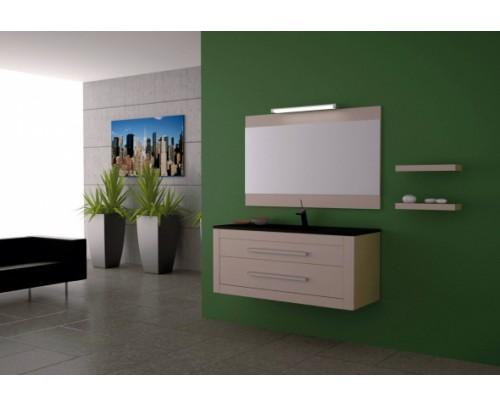Mueble CLAN 120 Crema