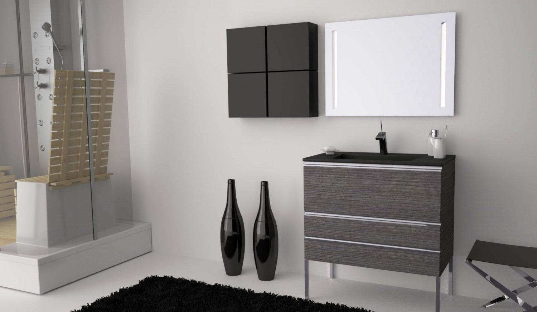 Muebles De Baño Gris Ceniza:Ceniza- T3 :: LOFT :: Mobiliario Baño :: Ikebe, fabrica de muebles de