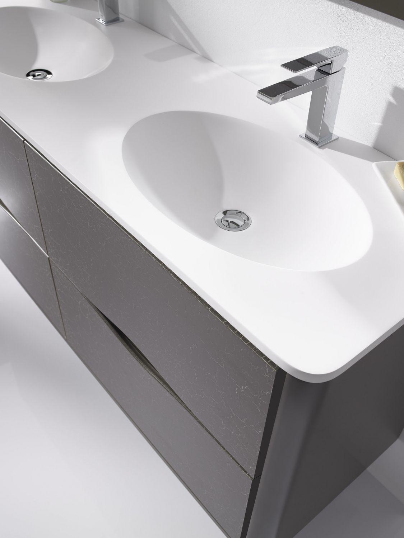 Lavabo custom thais gel coat blanco mate lavabos lavabos fabricados completamente a medida - Lavabos a medida ...
