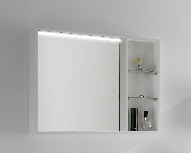Iluminacion Baño Camerino:Estante De Espejo
