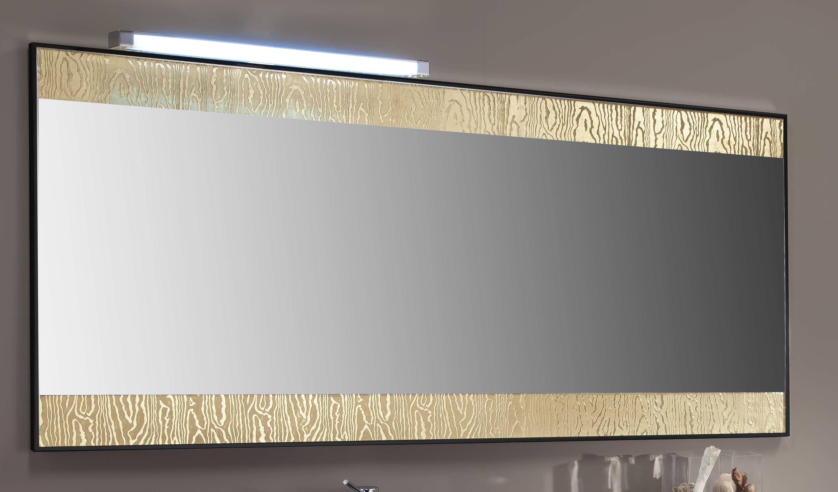 Iluminacion Baño Lux:Espejo DEDRA PIEL :: Espejos :: Espejos – Iluminación :: Ikebe