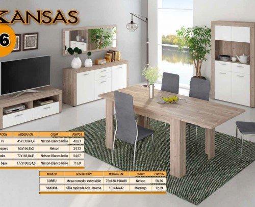 Composición KANSAS 06 Nelson Blanco