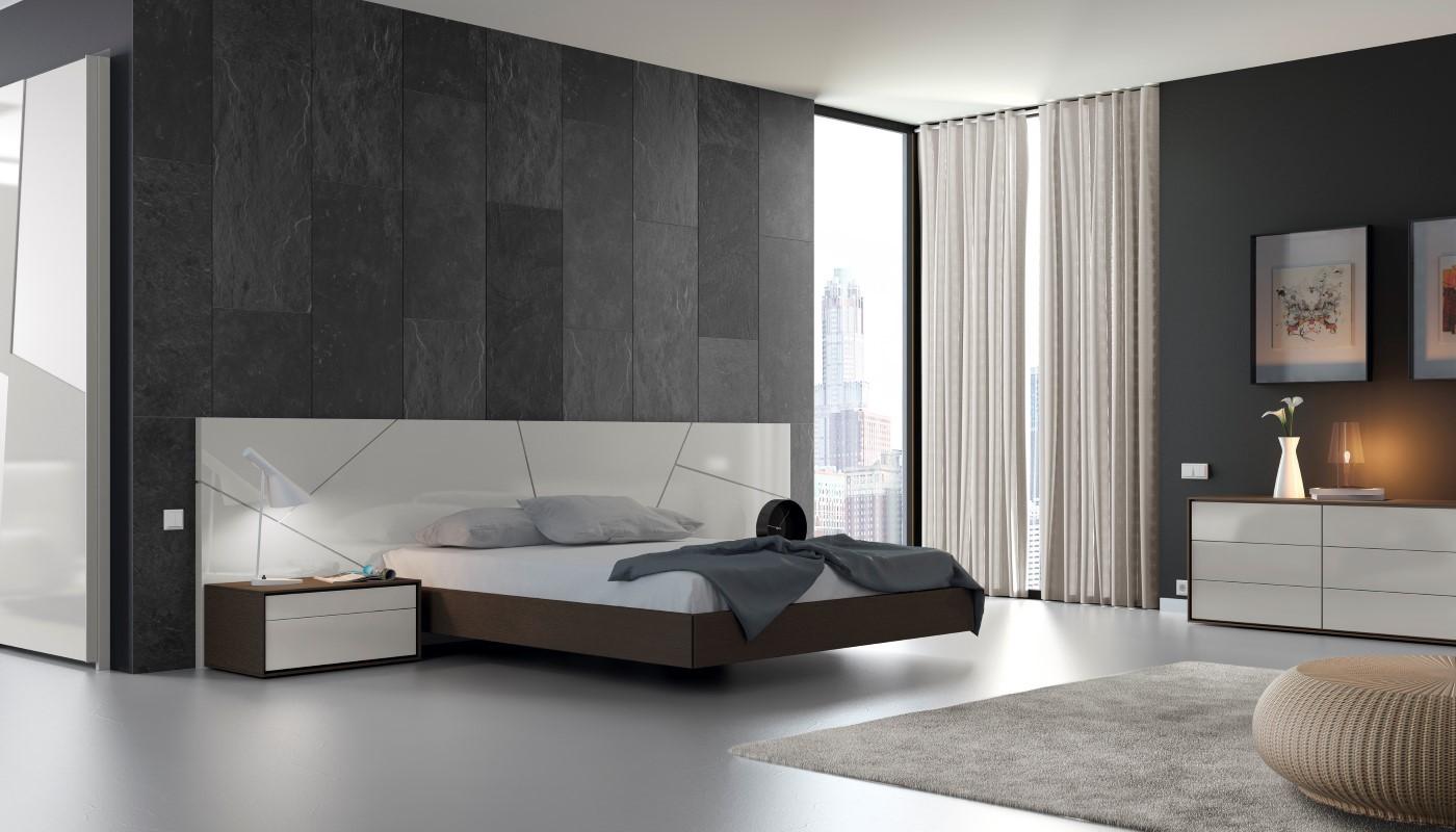 Dormitorios y camas modernos de calidad online en valencia - Interiorismo salones modernos ...