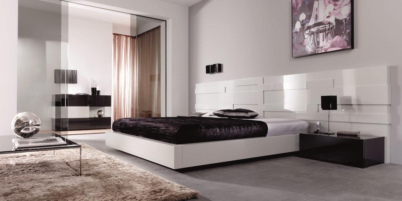 Dormitorios y camas modernos de calidad online en valencia - Muebles arriazu ...