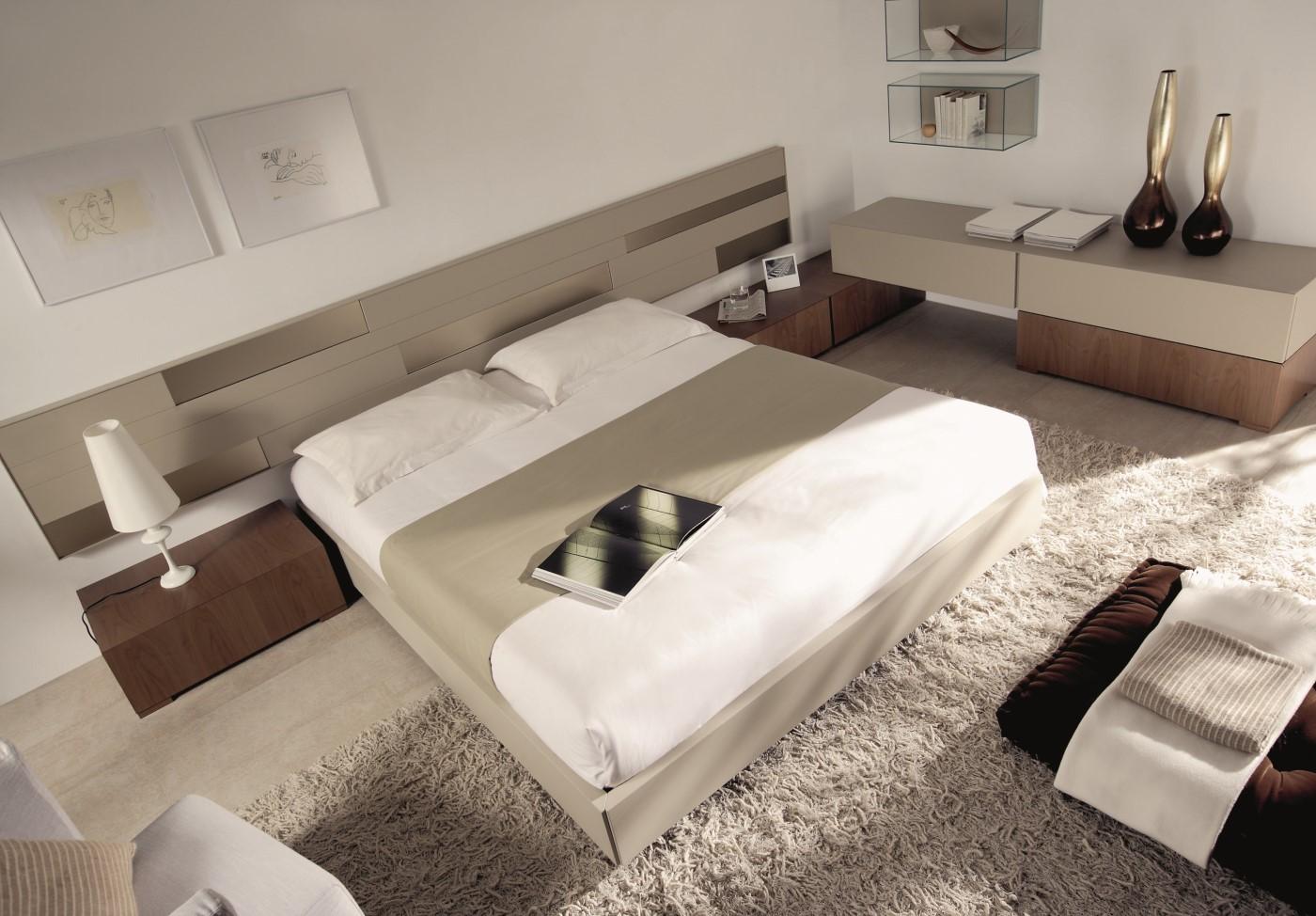 Dormitorios y camas modernos de calidad online en valencia - Muebles para dormitorio matrimonial ...