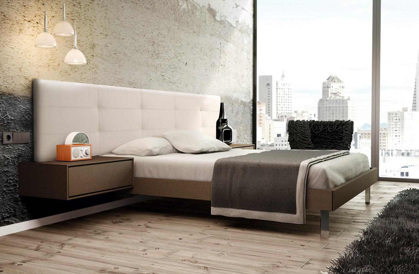 Dormitorios y camas modernos de calidad online en valencia for Muebles online valencia