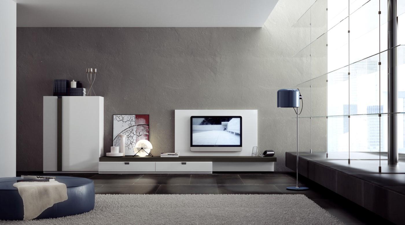 Salones modernos de calidad online en valencia - Muebles salon minimalista ...