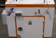 Horno de Secado Eléctrico para piezas de Composites
