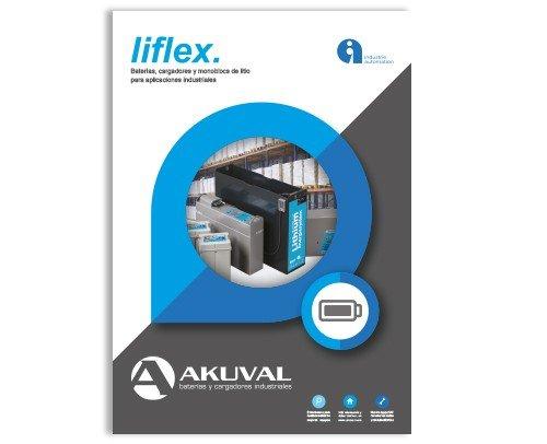 Catálogo baterías industriales de litio