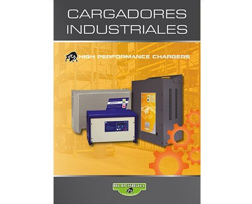 Folleto cargadores industriales