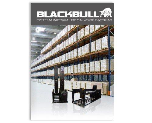 Folleto salas de baterías Blackbull