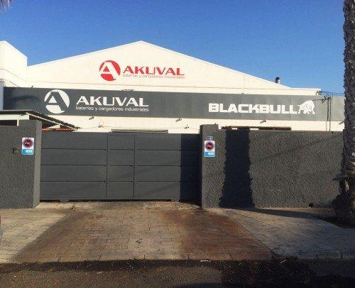 Instalaciones de Akuval en Alicante
