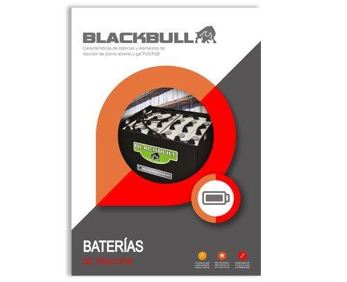 Baterías industriales de tracción Blackbull