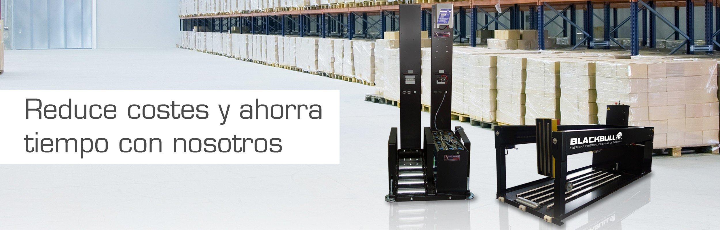 Salas de baterías y complementos :: Baterías tracción, baterías carretillas, baterías transpaletas