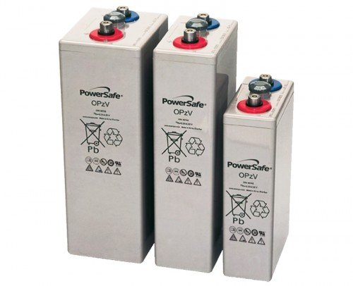 Baterías Gel OPzV PowerSafe EnerSys