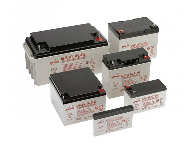 Baterías AGM Genesis NP-NPX EnerSys