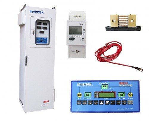 Complementos para equipos Rich Electric