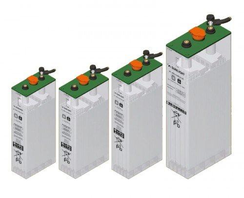 Baterías Pb ácido SOPzS Sunlight