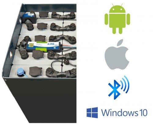 iLOG: Controlador para baterías