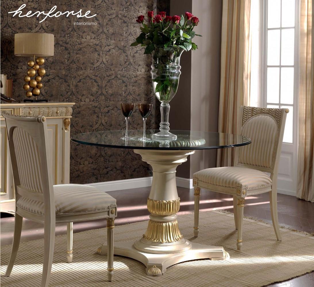 Decoracion salones clasicos for Decoracion salon clasico