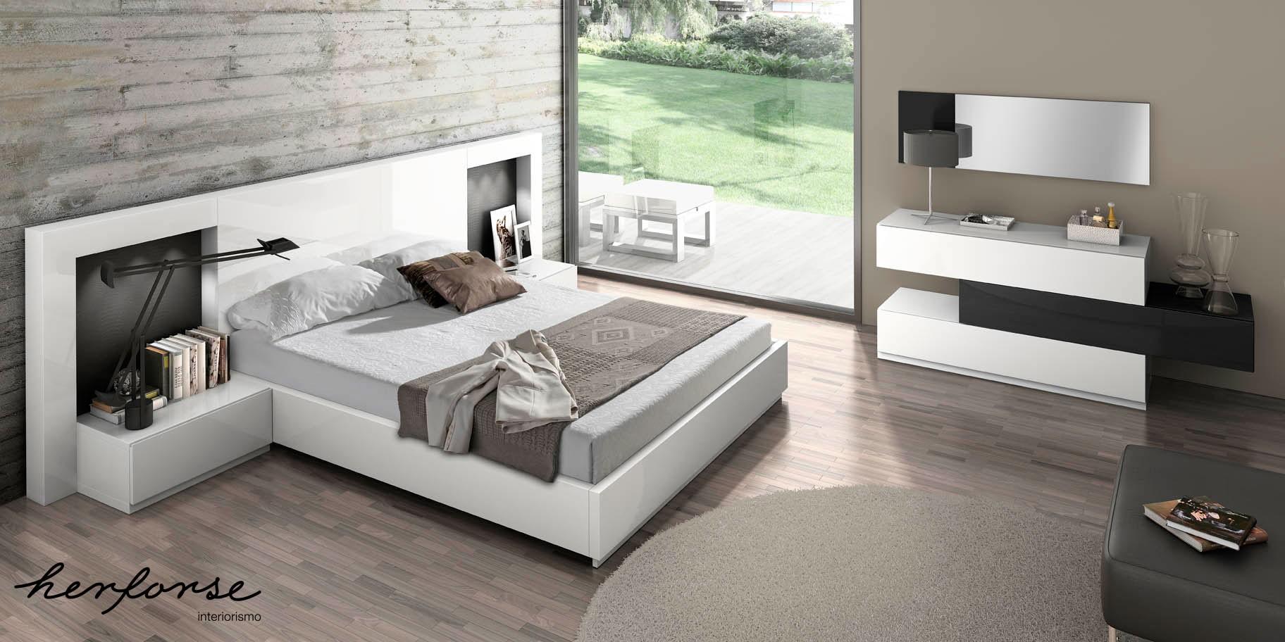 Modernos vanguardia dormitorios herforseinteriorismo - Dormitorios madera modernos ...