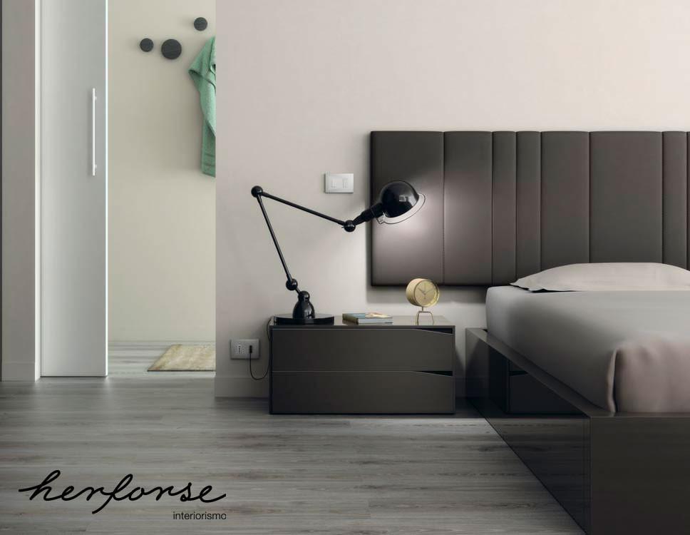 Cabezales tapizados dormitorios herforseinteriorismo - Cabezales de tela ...