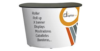Displays, Roll up, Banners,...