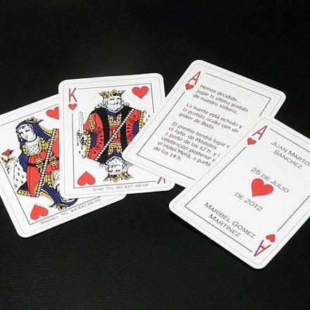 juego cartas I58J3-D