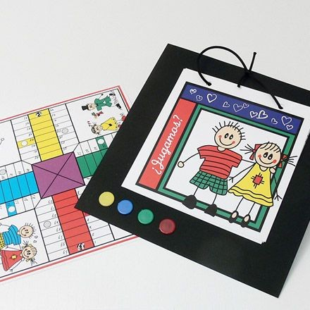 juego parchis I58J6-E1