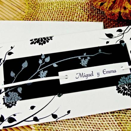 invitación boda 32704CN
