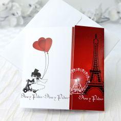 invitación paris