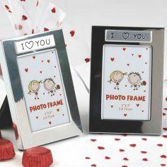 portafotos corazones