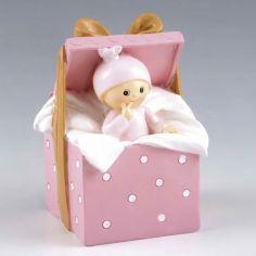 caja regalo rosa