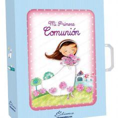 libro de firmas niña en jardín