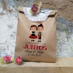 bolsa kraft personalizada asturianos