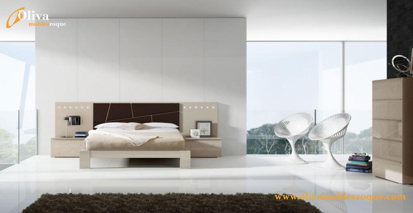 Im genes dormitorios modernos piferrer treku moblec - Dormitorios principales modernos ...