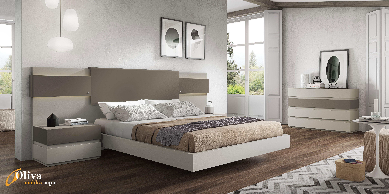 Im genes dormitorios modernos piferrer treku moblec for Piferrer muebles catalogo