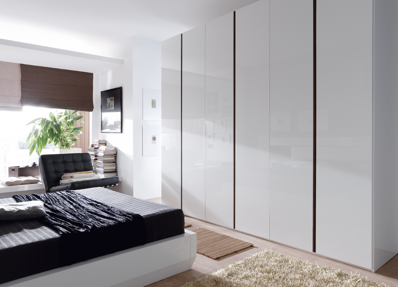 Imagenes armarios modernos nexo de piferrer built de - Fotos armarios empotrados modernos ...