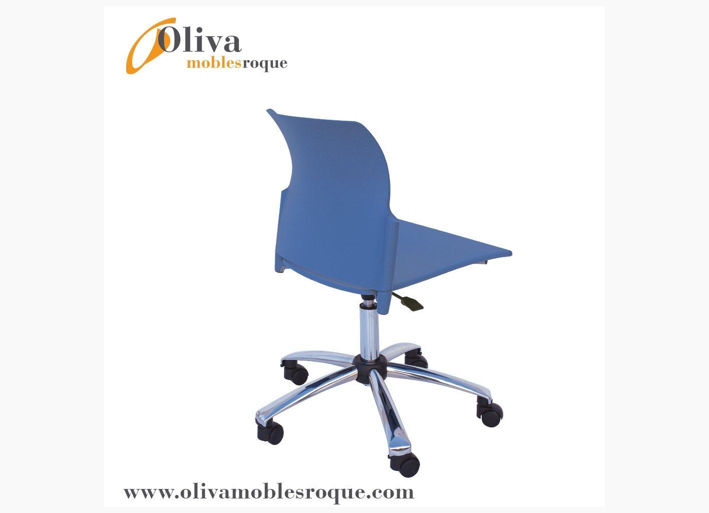 Silla oficina 4003 sillas sillas oficina y for Sillas para habitacion juvenil