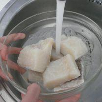 Como desalar bacalao