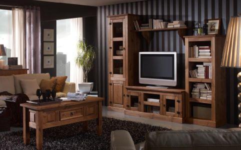 decoracion de interiores rusticos economicos:muebles rusticos baratos online