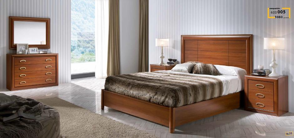Dormitorios cl sicos 4 dormitorios juveniles - Dormitorios infantiles clasicos ...