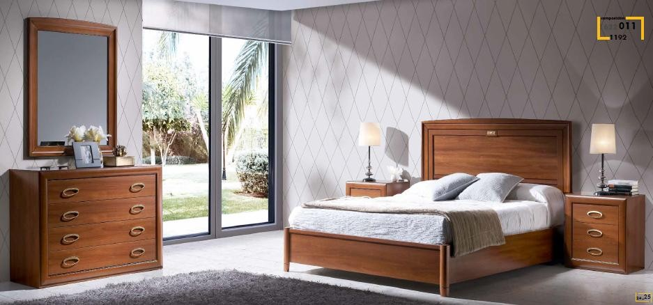 Dormitorios cl sicos 7 dormitorios juveniles - Dormitorios infantiles clasicos ...