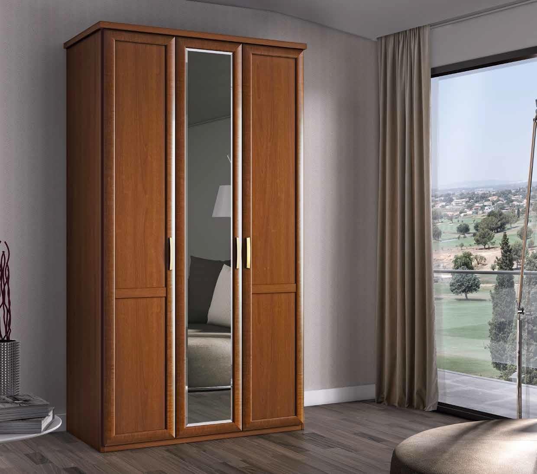Armarios dormitorios cl sicos 1 dormitorios juveniles for Armarios clasicos dormitorio