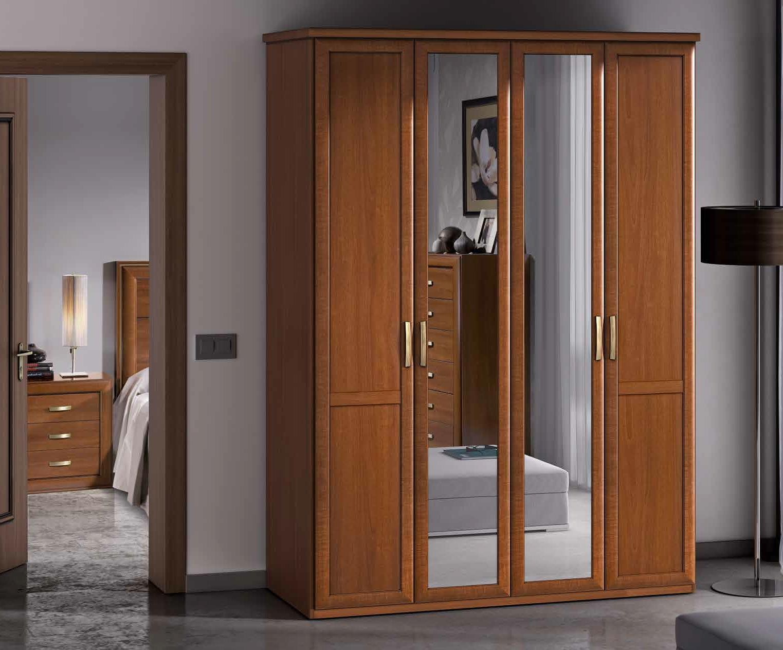Armarios dormitorios cl sicos 2 dormitorios juveniles - Dormitorios clasicos juveniles ...