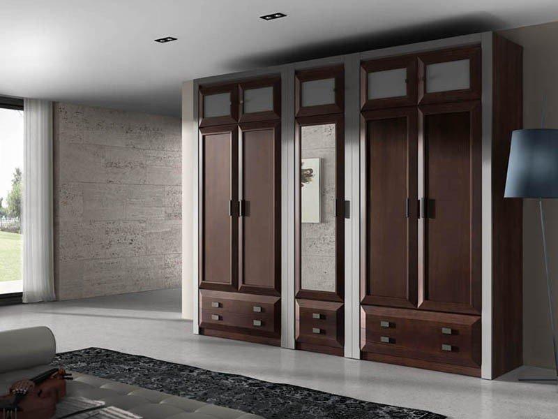 Dormitorios cl sicos armarios anf 03 dormitorios for Armarios clasicos dormitorio